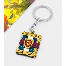 HearthStone:Heroes Of Warcraft key chain