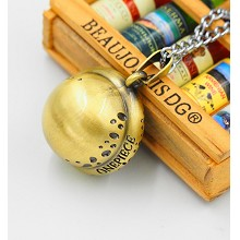 One Piece Law anime necklace