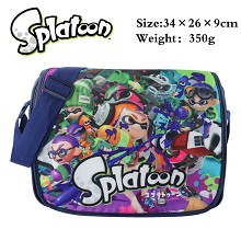 Splatoon satchel shoulder bag