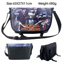The Nightmare Before Christmas satchel shoulder ba...