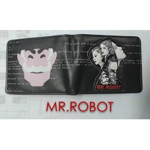 Mr.Robot wallet