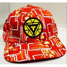 Iron Man cap sun hat