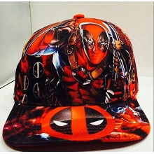 Deadpool cap sun hat