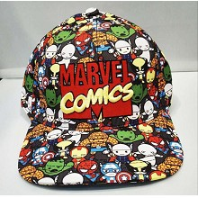 Cartoon Hero comics cap sun hat
