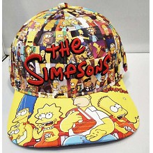 The Simpsons cap sun hat