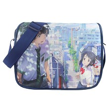Your name satchel shoulder bag