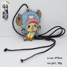 One Piece Chopper anime necklace