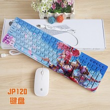 Hero Moba keyboard