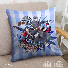 Ao no Exorcist anime two-sided pillow