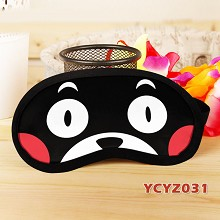 Kumamon anime eye patch