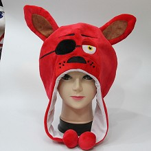 Five Nights at Freddy's long plush hat