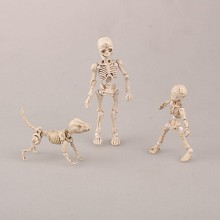 The skull figures set(3pcs a set)