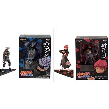 Naruto anime figures set(2pcs a set)