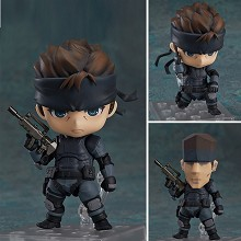 Metal Gear Solid Snake figure 447#