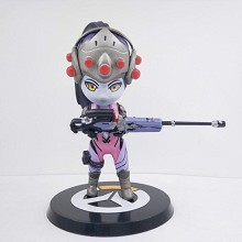 Overwatch Widowmake figure