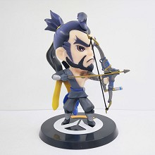 Overwatch Hanzou figure