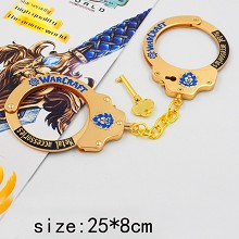 Warcraft cos handcuffs