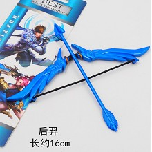 Hero Moba cos bow and arrow weapon
