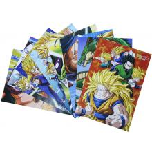 Dragon ball posters(8pcs a set)