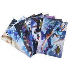 League of Legends posters(8pcs a set)