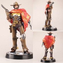 Overwatch Jesse·Mccree figure