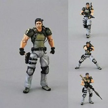 Play art Resident Evil figure