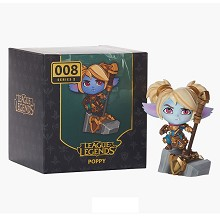 League of Legends Poppy figure