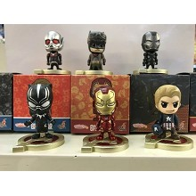 Marvel The Avengers figures set(6pcs a set)