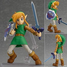 The Legend of Zelda link figure figma 284#
