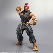 Play Arts Street Fighter GOUKI figure