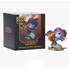 League of Legends Tristana figure