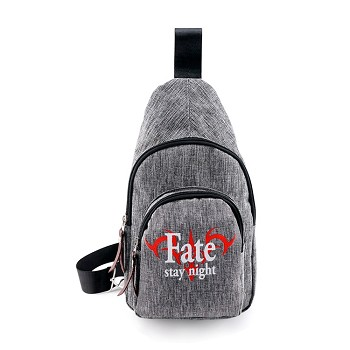 Fate anime chest pack bag