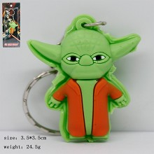 Star Wars anime key chain