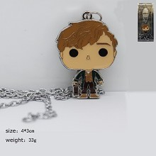 Fantastic Beasts and Where to Find Them necklace