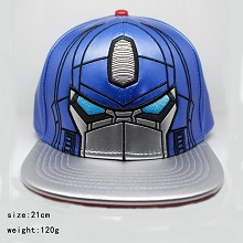 Transformers anime cap sun hat