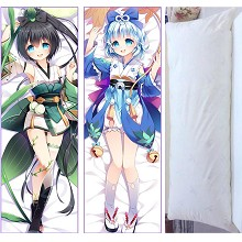 Onmyoji two-sided pillow