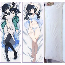 The Irregular at Magic High School anime two-sided pillow