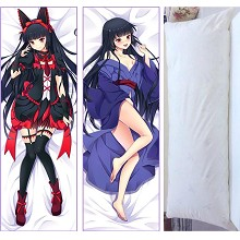 Gate:Jieitai Kanochi nite,Kaku Tatakaeri anime two-sided pillow