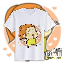 The micro fiber anime t-shirt