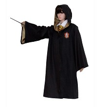 Harry Potter Hufflepuff cosplay cloth dress