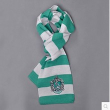 Harry Potter Salazar·Slytherin cosplay scarf