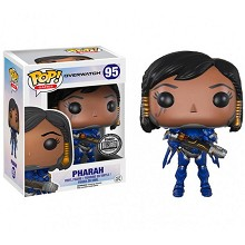 Overwatch pharah figure pop95