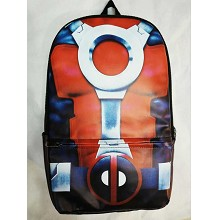 Deadpool PU backpack bag