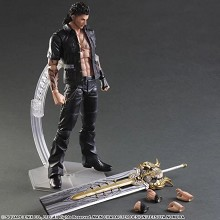 Play arts Final Fantasy XV FF15 Gladiolus Amicitia figure figure
