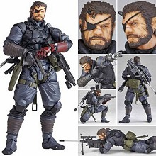 Metal Gear Solid V: The Phantom Pain Snake figure