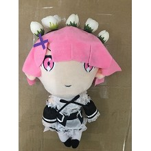 12inches Life in a different world from zero Rem plush doll