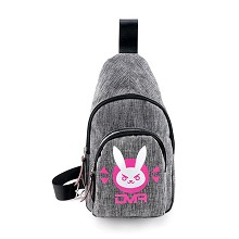 Overwatch DVA chest pack bag