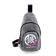 Gintama anime chest pack bag