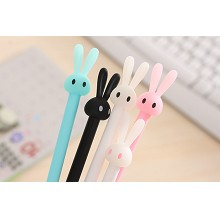 The Rabbit anime pens set(12pcs a set)random