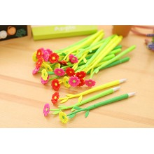 The flowers anime pens set(10pcs a set)random